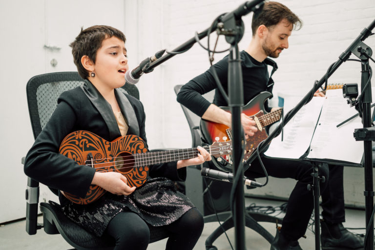 in home concerts for music students in toronto